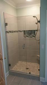 bathroom shower doors pertaining to frameless custom glass atlanta ga remodel 18