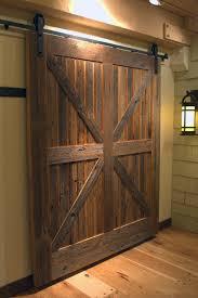rustic barn door 2