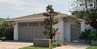 cottage garage doorsCoastal Cottage 01  Custom Architectural Garage Door  Dynamic