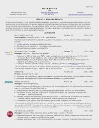 Executive Resume Amazing Manager Job Description Resume Gary R Deutsch Marvelous