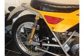 A 1974 Bultaco Lobito 175 Mk 7 Unregistered Frame Number