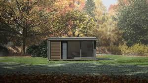 eco friendly contemporary prefab pods