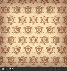 Wallpaper Pattern Old Paper Texture Background Vector Stock