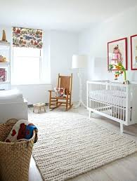 baby room rug bright white nursery red frame art textures handmade wool cable white baby nursery baby room rug