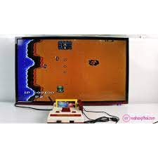 Bình luận Máy Chơi Game Điện Tử 4 Nút 8 Bit Chuẩn HDMI 4K