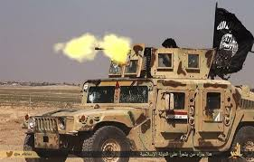 Image result for ISIS EQUIPMENT