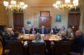 photo credit official white house photo by stephanie k chasez senior advisor to the president jared kushner partites in a roundtable discussion with