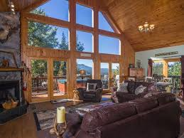 Log Cabin Living Room Beauteous Oct 48848 Luxury Log Cabin 204888 Room Prices Deals Reviews Expedia
