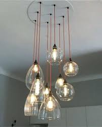 cer pendant lights india clear glass globe ceiling light the chandelier mixed