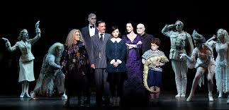 Up here (la jolla playhouse); The Addams Family Review Sydney Man In Chair