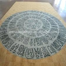 tufting rugs anti dust handmade quarter round carpets or wool hand tufted australia