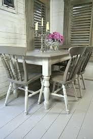imposing chalk paint kitchen table and chairs best paint dining tables ideas painting my dining room
