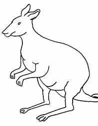 Kangoeroewedstrijd 2017 Kleurplaat