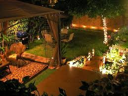 diy party lighting. Diy Outdoor Party Lighting Photo - 5