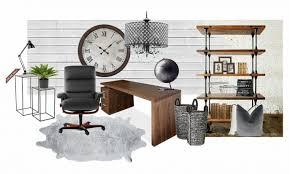 modern rustic office. Rustic Meets Modern Office Design Board Seeking Lavendar Lane O