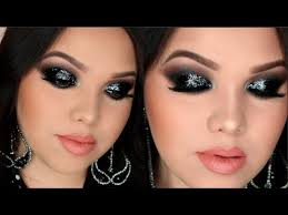 new years eve glam makeup tutorial