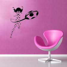 ladybug vinyl decorative sticker