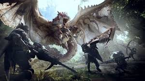 street fighter v arcade edition monster hunter world and other