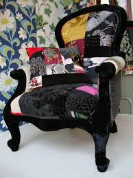 Armchair Upholstery Furniture Patchwork Sofa Cover Patchwork Upholstery Patchwork