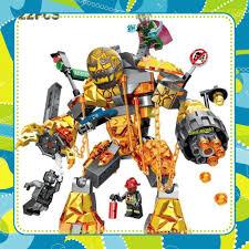 Đồ Chơi Giá Rẻ] Đồ Chơi Lắp Ráp Lego Ninjago Siêu Anh Hùng. Lego Lắp Ráp  Robot cho bé trai