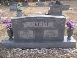 Myrtle Iva Tucker DuBoise (1888-1949) - Find A Grave Memorial