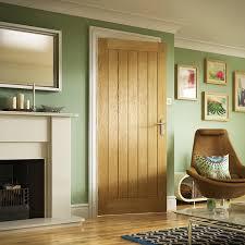 croft oak interior door