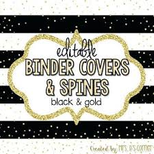Free Editable Binder Covers And Spines Lilly Binder Cover Beautiful Solar Opposite Editable Covers