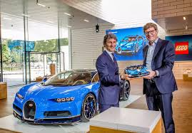 The lego technic is fitted with real bugatti wheels. The Lego Technic Bugatti Chiron Is So Precisely Detailed That The W 16 Engine Even Has Moving Pistons Top Speed