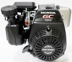 Honda Horizontal Engine 4.6 Net HP 160cc OHC Tapered 2-13/16