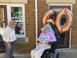 Banbury couple reunited for 60th wedding anniversary | Banbury Guardian