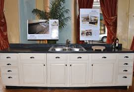 ... Cabinet, White Square Traditional Wood How To Paint Kitchen Cabinets  Design Drawer And Curtains: ...