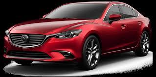 2017 Mazda6 Color Options