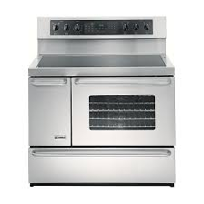 kenmore elite oven. kenmore elite 99613 5.4 cu. ft. double-oven electric range - stainless steel oven