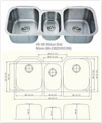 undermount sink stainless steel triple bowl kitchen sink wash sink