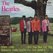 The Beatles - Penny Lane (1967, Vinyl)   Discogs