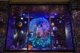 Best Christmas Window Lights Christmas Windows 10 Of The Best From London And New York