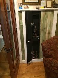 hidden wall door. introduction: hidden wall compartment! door