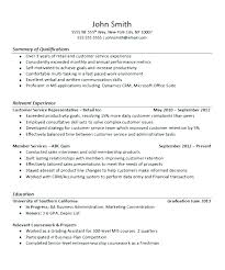 Customer Service And Sales Resume Adorable Duties Of Client Service Officer Customer Representative Job Resume