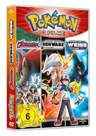 Pokémon: 3 Filme Box DVD jetzt bei Weltbild.de online bestellen