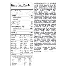 essential 10 meal protein powder