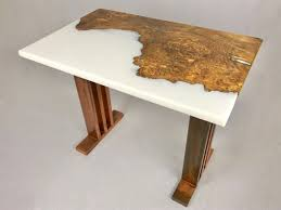 resin table resin coffee table