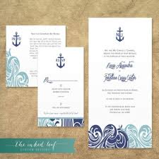 wedding invitations seaside theme uc918 within nautical themed wedding invitations
