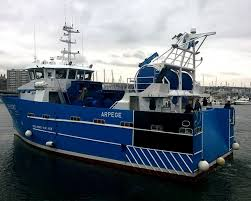 Fishing Boat Hull Design Fishing Mauric Provides Efficient Safe And Profitable