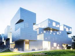 architecture. Steven Holl, BNIM, University Of Iowa Visual Arts Building Architecture