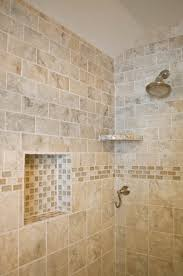 Bathroom Design and Remodel with beigegrey tile Traditional