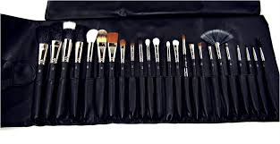 mac cosmetics makeup brush set