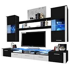 Living Room Furniture Wall Units Impressive Decorating