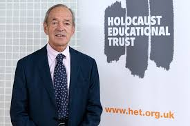 Holocaust survivor Ivan Shaw is sharing... - Holocaust Educational Trust  (UK) | Facebook