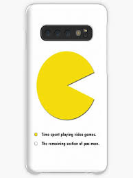Pie Chart Games Video Game Pie Chart Case Skin For Samsung Galaxy By Nickhollister