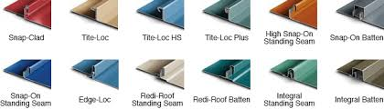 standing seam metal roofs metal roof types pictures71